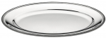 Malmaison Silver Plated Oval Meat Platter
