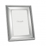 Perles Silver Plated 5x7 Frame