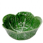 Cabbage Green 12\ Salad Bowl