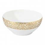 Salamanque Gold Salad Bowl