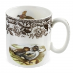 Woodland Pintail and Lapwing Mug