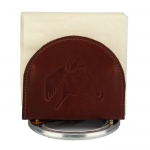 Leather Letter or Napkin Holder