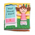 \What Should I Wear?\ Soft Activity Book