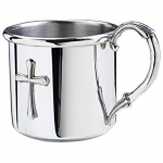 Easton Baby Cup with Cross