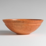 Extra Large Cherry Wood Willoughby Bowl