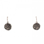 Histiaia Replica Coin Earrings