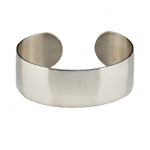 Sterling Silver Cuff Bracelet, Small
