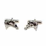 Horse Head Cuff Links