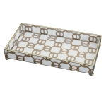 Brown Chain Tray