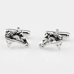 Horse Head Cuff Links - High Polish