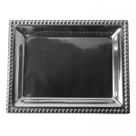 Infinity Pewter Serving Tray