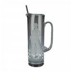 Jockey Martini Pitcher with Stirrer