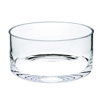 Glass Manhattan Nappy Bowl