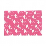 Beachy Flamingo Placemat