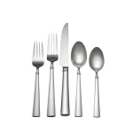Perspective 65-Piece Stainless Flatware Set