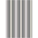 Sombrilla Grey Stripe Kitchen Towel
