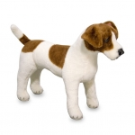 Jack Russell Terrier Dog Stuffed Animal