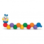 Build An Inchworm Pop Blocs Learning Toy