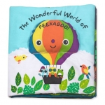 \The Wonderful World of Peekaboo!\ Soft Activity Book
