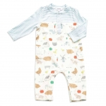 Little Farm Romper, 3-6 Months