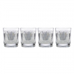 Vintage Hanson Double Old Fashioneds, Set of 4