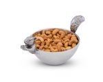 Small Squirrel Nut Bowl