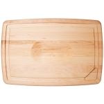 Maple Reversible Pour Spout Cutting Board, Large