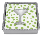 Cocktail Napkin Box - Cocktail