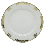 Princess Victoria Gray Bread & Butter Plate