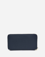 The Travel Wallet Pebble Navy