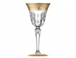 Stella Gold Burgundy Wine Glass