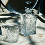 Lismore Square Decanter