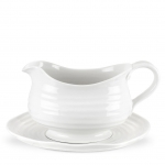 Gravy Boat with Dish