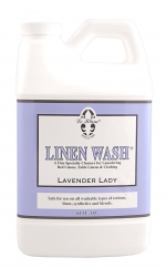 Lavendar Linen Wash, 64 Ounces