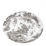 Platinum Aves Medium Oval Platter
