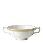 Carlton Gold Cream Soup Cup