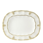 Elizabeth Gold Large Oval Platter