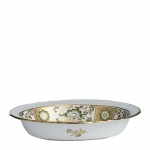Derby Panel Green Open Vegetable Dish