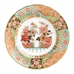 Imari Accent Regency Flowers Accent Plate
