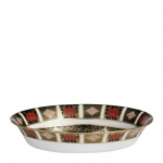 Old Imari Open Vegetable Dish