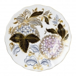 Seasonal Accent Midwinter Blue Accent Plate