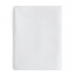 Giotto White Full/Queen Flat Sheet