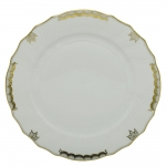 Princess Victoria Grey Dinner Plate
