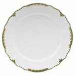 Princess Victoria Dark Green Service Plate