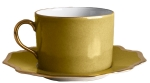 Anna\'s Palette Meadow Green Tea Cup