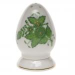 Chinese Bouquet Green Multi Hole Salt Shaker
