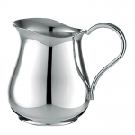 Albi Silver Plated Large Cream Pitcher