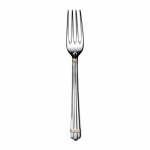 Aria Gold Rings Dinner Fork