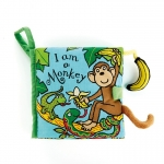 I am a Monkey Activity Book