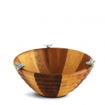 Bee Hive Individual Salad Bowl